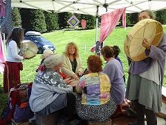 Donne al tamburo della sorellanza - festival